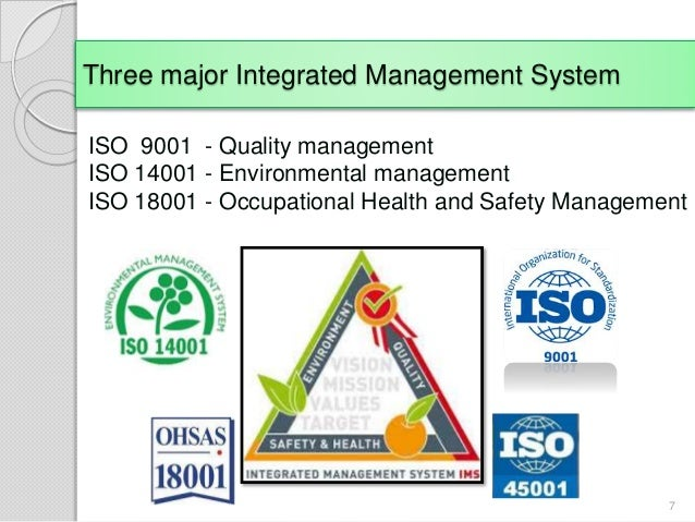 5 Integrated Management System Ims