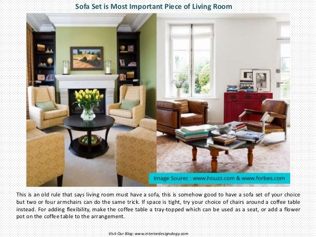 5 Interior Design Rules You Can Break