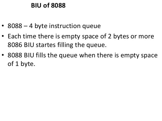 introduction to 8086 programming 21 introduction 22 programming languages 23 the 8086 programming  model 24 instruction formats 25 addressing modes 26 the 8086 instruction  set.