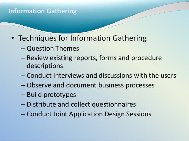 information gathering Preparation is crucial to any social engineering engagement information gathering is the most time-consuming and laborious phase of the attack cycle but is often a major determinant of the success or failure of the engagement.