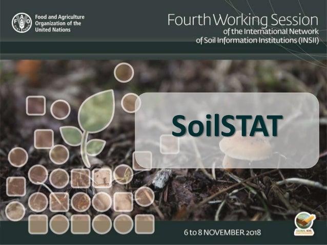 SoilSTAT