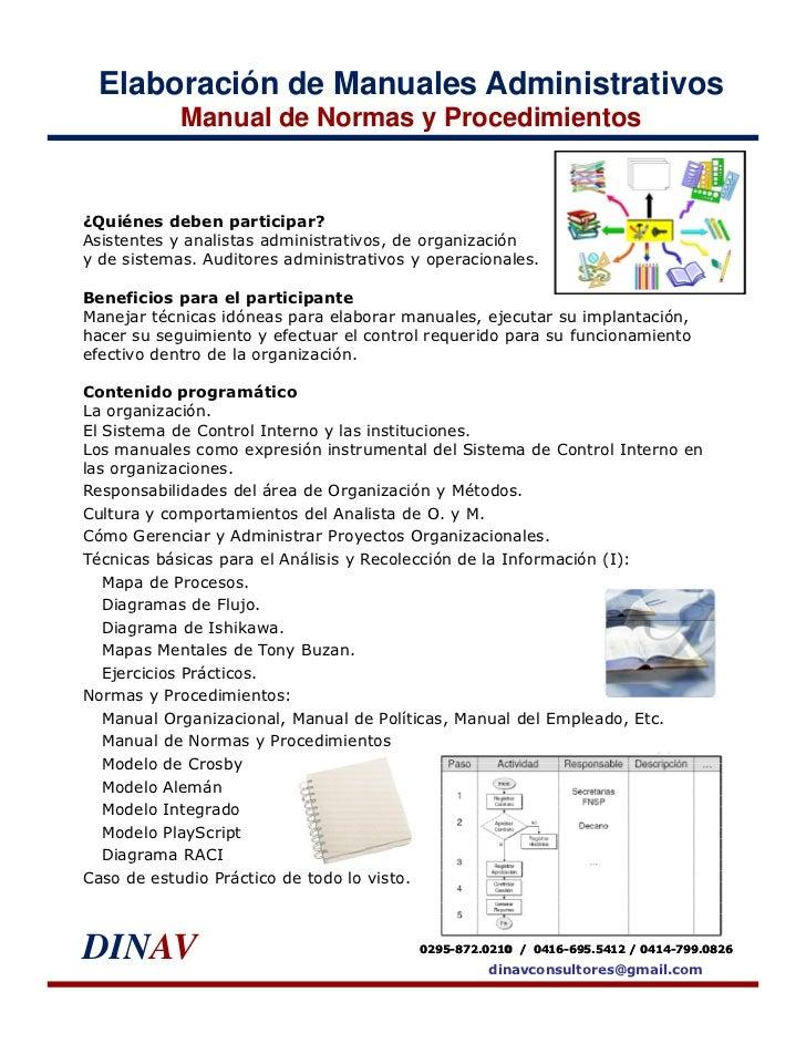 5 k manuales administrativos normas y procedimientos for Manual de procedimientos de una empresa de alimentos