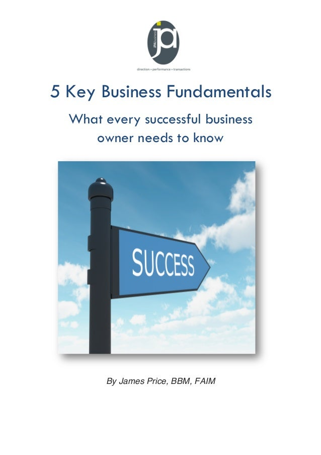 business fundamentals Business fundamentals acquire the financial, economic, and organizational skills required for success in a business environment $ 20000 10 start now.