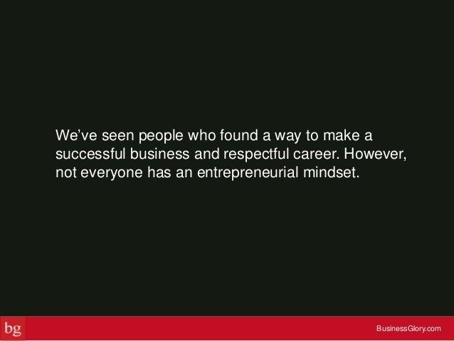 5 key characteristics of an entrepreneur Slide 3