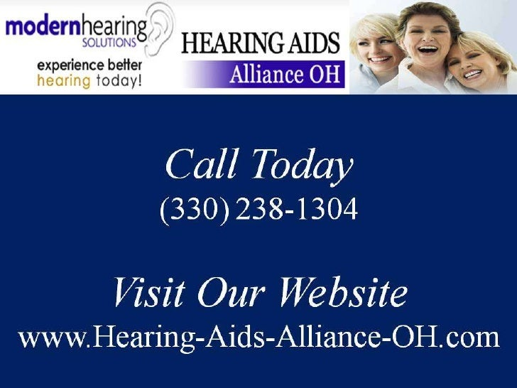 (330) 238-1304www.Hearing-Aids-Alliance-OH.com