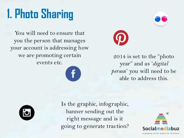 5 Key Points for Social Media in 2014 Slide 2