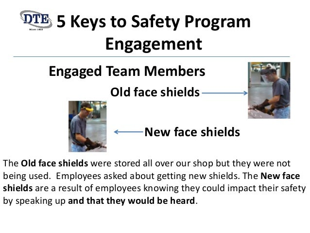 5 keys to safety program engagement