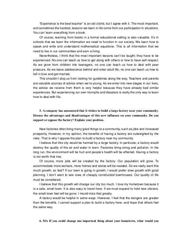 kumpulan toefl essay  3