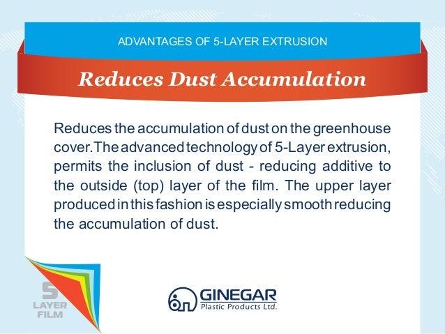 Ginegar - 5 layers technology Slide 3