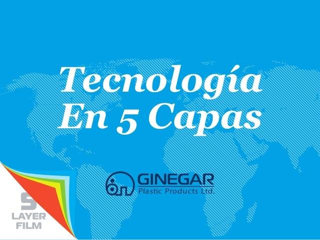 TecnologíaEn 5 Capas
