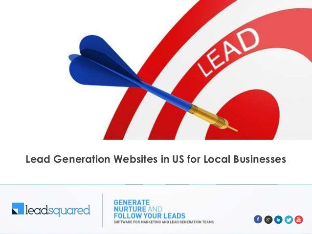 5 Lead Generation Websites in USA Lead Generation Websites in US for Local Businesses
