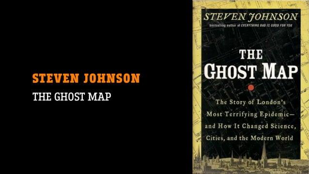 STEVEN JOHNSON THE GHOST MAP