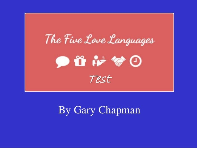 5 love languages by roel tolentino