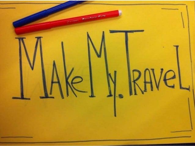 Проект MakeMy.travel