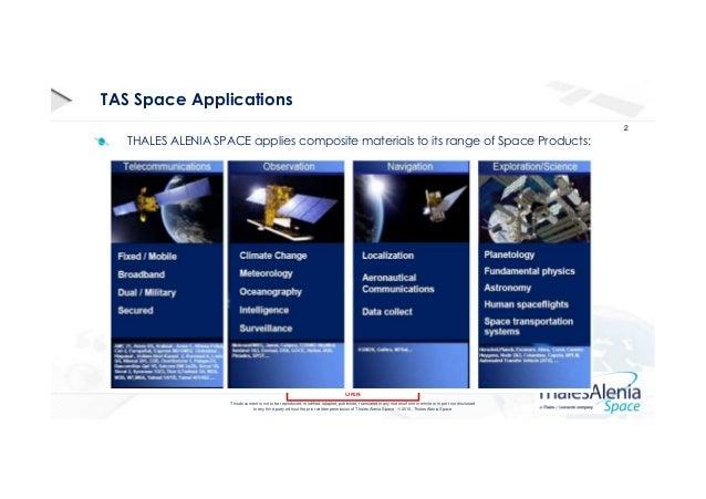 5 materiali compositi per applicazioni spazio Slide 2