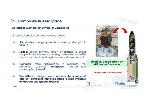 5 materiali compositi per applicazioni spazio Slide 3