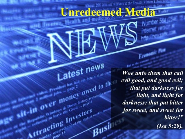 Media is changing the way we think about key cultural issues Issue • Sex/Morality • Big business is evil • Freedom of spee...