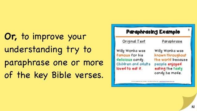 Bible Study Methods—#3 character study