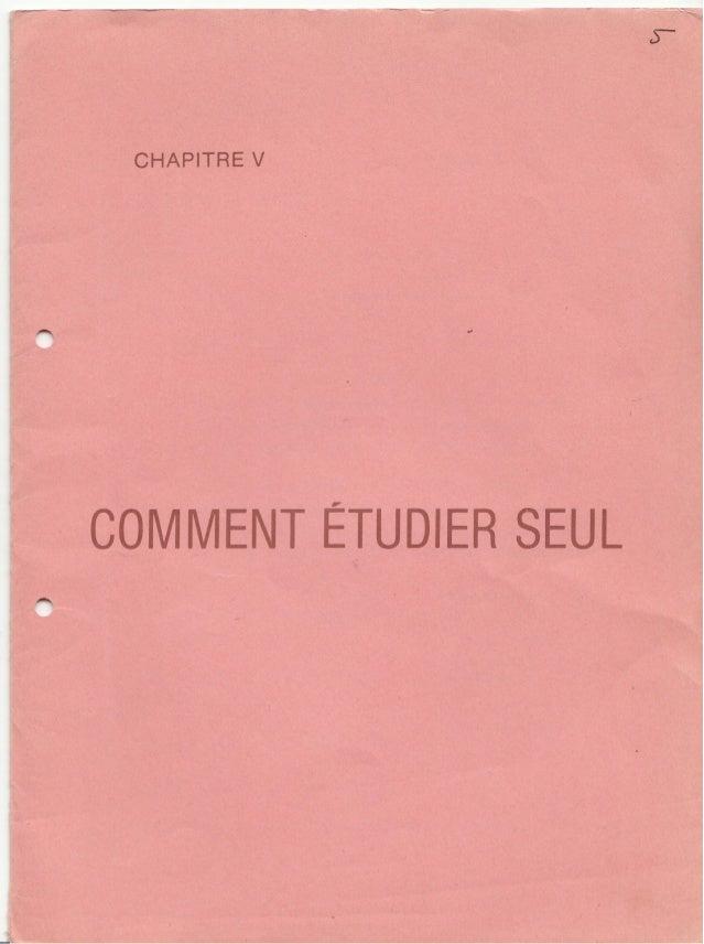 5 methode cerep_comment_etudier_seul