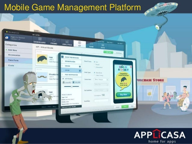 Mobile Game Management Platform