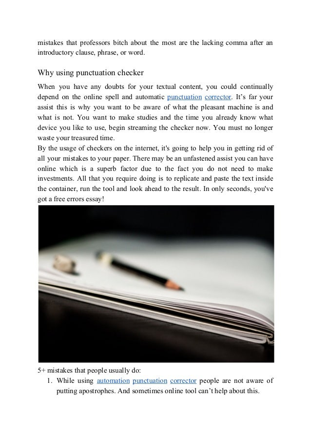 essay punctuation checker essay punctuation checker