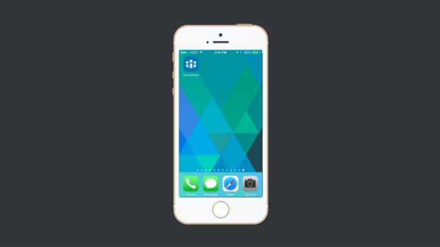 Android  all or nothing  GroupMe  iOS  one by one  LinkedIn  Connected