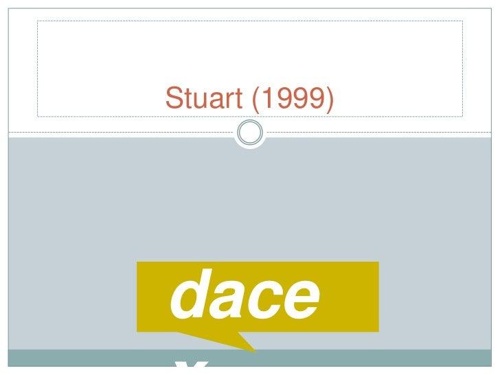 Stuart (1999)<br />dacex<br />