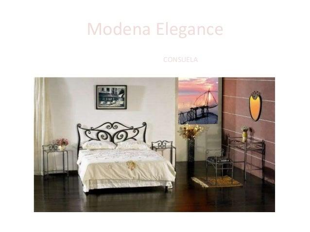 Modena Elegance Кровать CONSUELA