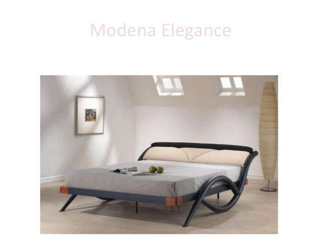 Modena Elegance Кровать двуспальная ZALINA