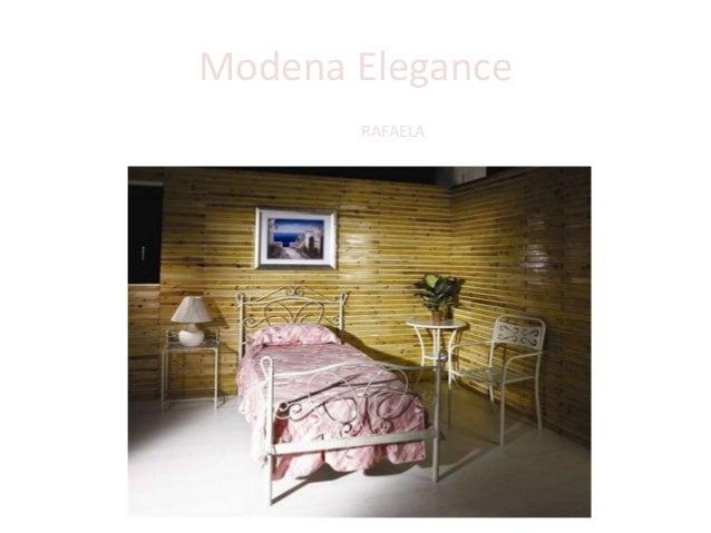 Modena Elegance Кровать RAFAELA