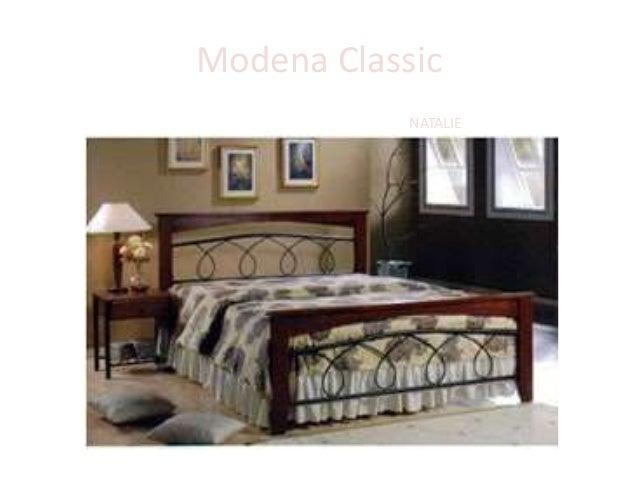 Modena Classic Кровать двуспальная NATALIE