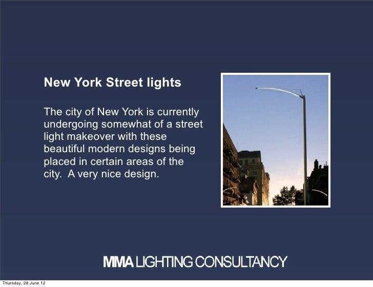 street light design 5 modern street lighting designs