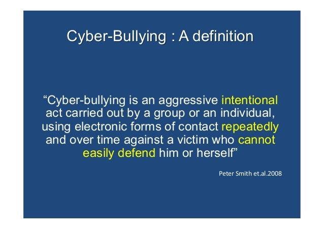 bullying and aggression an assignment in Attacks delivered via task assignment or exclusion to promoting a welcoming culture with clear communication skills and consequences for bullying behavior is an.
