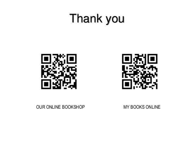 Thank you OUR ONLINE BOOKSHOP MY BOOKS ONLINE