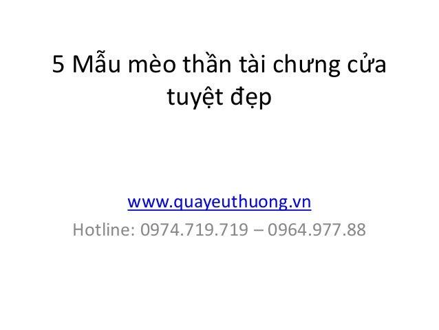 5 Mẫu mèo thần tài chưng cửa tuyệt đẹp www.quayeuthuong.vn Hotline: 0974.719.719 – 0964.977.88