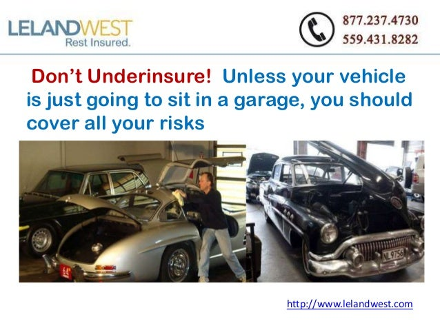 Classic Car Insurance Driver Age