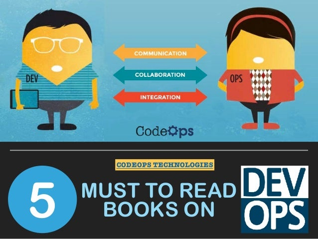 MUST TO READ BOOKS ON5 CODEOPS TECHNOLOGIES
