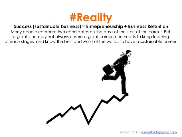 #Reality Success (sustainable business)