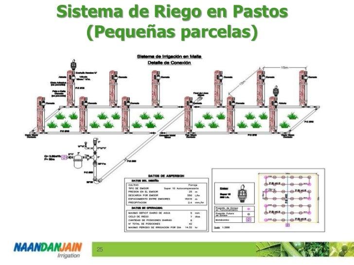 Sistemas de riego tecnificado para peque as parcelas for Creador de planos sencillos para viviendas y locales