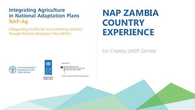 National adaptation plan zambia country experience nap zambia country experience eric chipeta undp zambia publicscrutiny Image collections