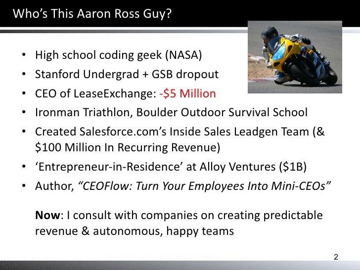 5 New (& a Little Crazy) Ways To Align Sales & Marketing Webinar Slides Slide 2