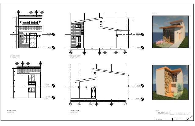 Portafolio dibujo arquitectonico for Muebles a escala 1 50 para planos