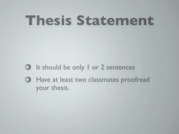 5 paragraph essay assignment