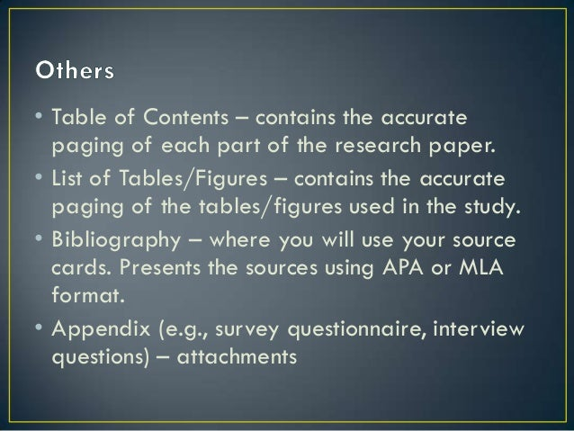 parts of a research paper significance of the study Academiaedu is a platform for academics to share research papers skip to main content significance of the study this study will be undertaken to find.