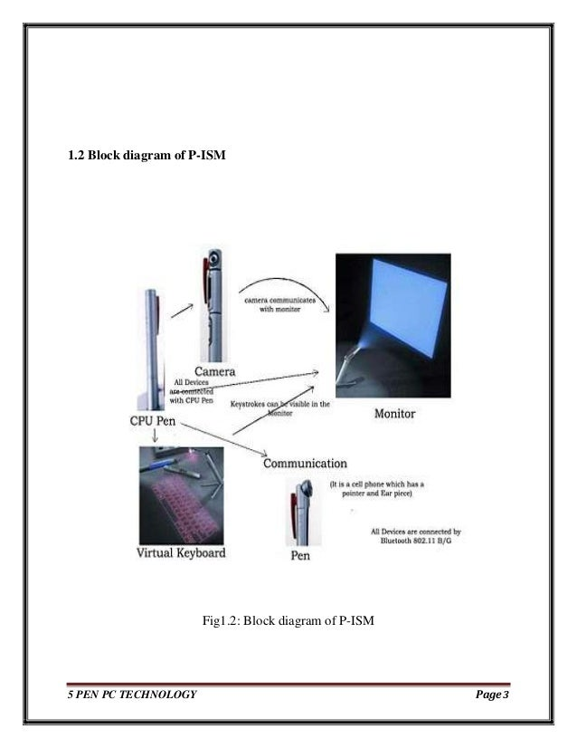 5 pen pc technology 3 638 jpg cb 1398153740 rh slideshare net CPU Diagram explain block diagram of 5 pen pc technology