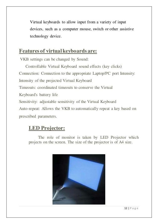 5 pen technology documentation