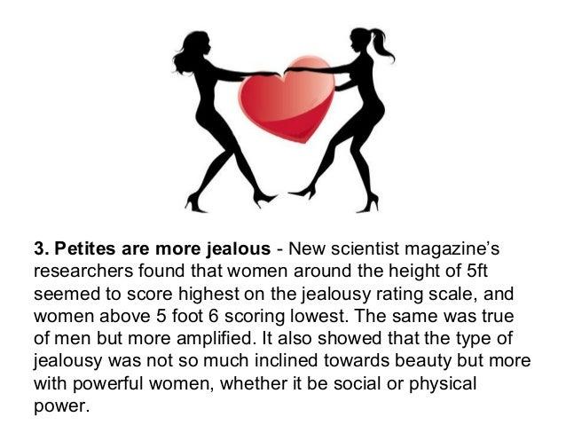 jealous woman traits