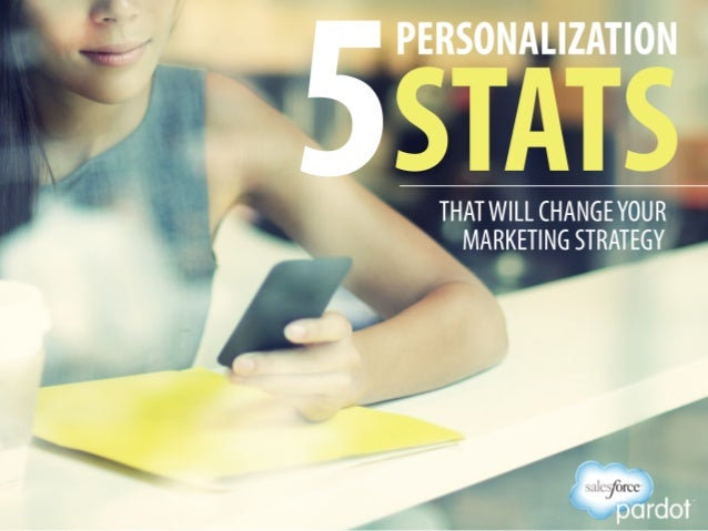 5 Personalization Stats That Will Change Your Marketing Strategy