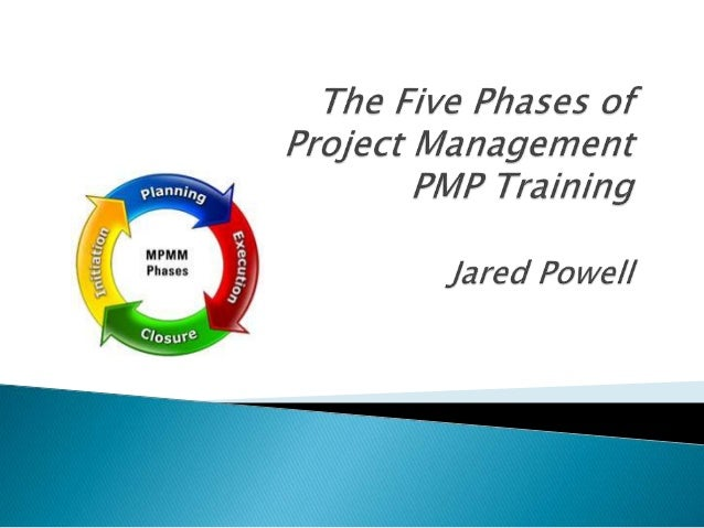 Table of Contents I. Project Life Cycle II. Project Initiation Phase III. Project Planning Phase IV. Work Breakdown Struct...