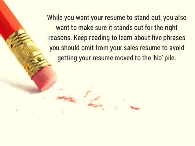 3 - Resume Phrases